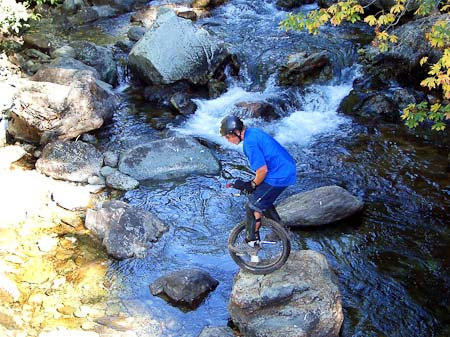 Ryan Atkins on the Downieville Trail