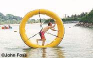 #26: Water unicycling